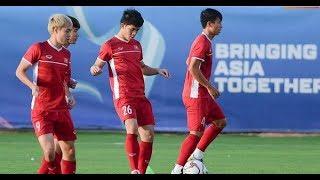 Tin Việt -  Đội tuyển Việt Nam không được tập thử sân chính trước trận gặp Jordan