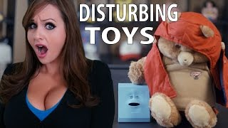 Most Disturbing Toys + GIVEAWAY!!!!!!!!!!
