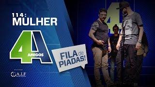 FILA DE PIADAS - MULHER - #114