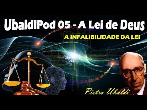 #05 - A Lei de Deus - Cap.05 - A Infalibilidade da Lei