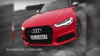 2016 Audi S6 first-drive