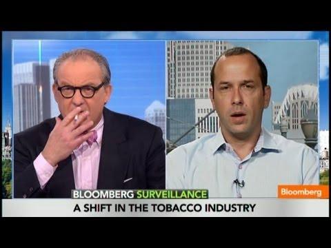 E-Cigarettes Take on Public Stigma of Smoking