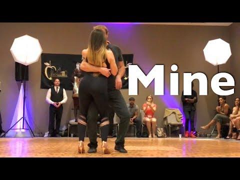 Mine - Bazzi | Sarah Zuccaro & Brad Meccia in Atlanta | Atlanta Kizomba Congress