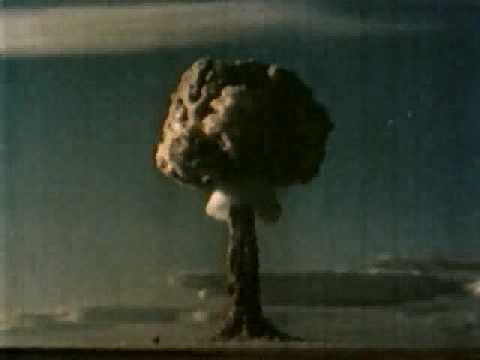испытания атомной бомбы: