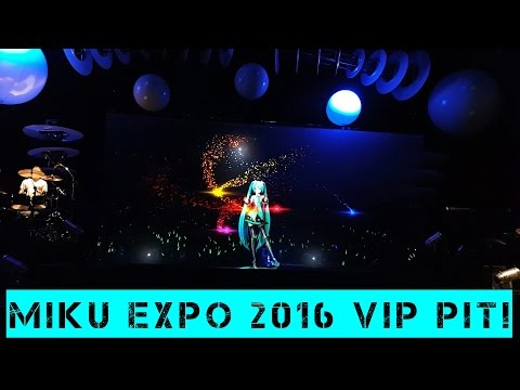 Hatsune Miku Live Concert In Los Angeles 2016 - Sharing The World By BIGHEAD Feat.Hatsune Miku