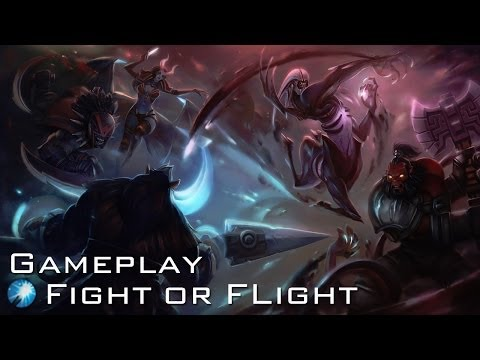 Dota 2 Custom Games - Fight or Flight