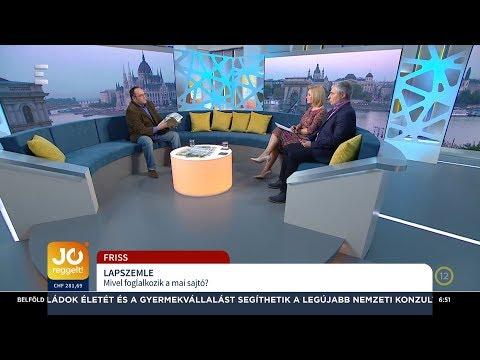 Lapszemle - Vincze Viktor Attila - ECHO TV