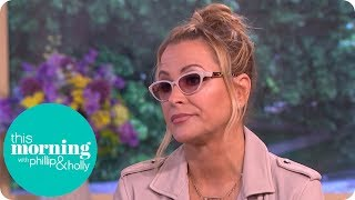 Anastacia Admires the UK Spirit for Overcoming Adversities   This Morning
