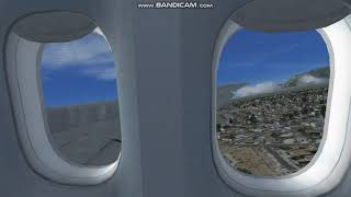 [FSX] Smooth Landing in New Mexico (Town of Breaking Bad)