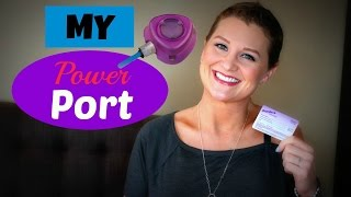 My Power Port | Information on Ports for Chemo/IV Medication | Port-a-Cath