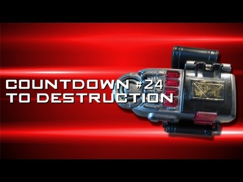 Ranger Rants 24 Countdown to Destruction