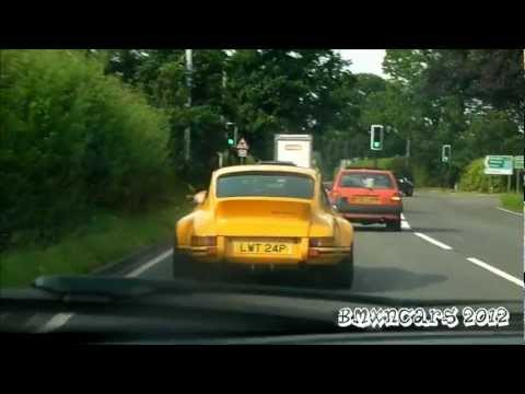 DECATTED Porsche 911 carrera rs TERRORISING THE STREETS