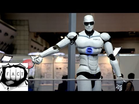 Top 10 Human Like Robots In The World