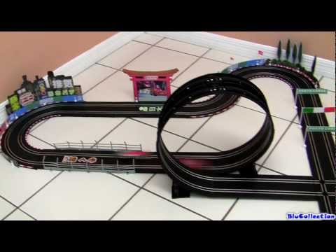 CARRERA GO! Disney Pixar Cars Race Around the World Track Piston...