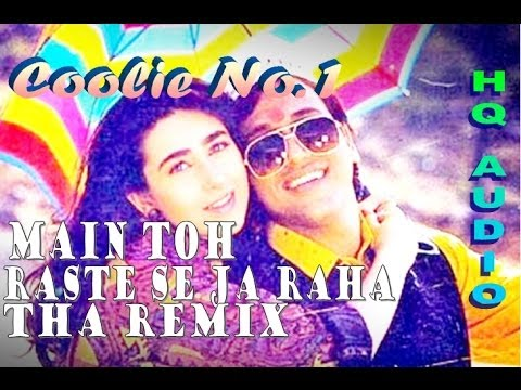 Govinda And Karishmas Hit Song Main Toh Raste Se Ja Raha That...