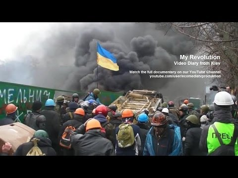 My Revolution - Video Diary from Kiev (Full Documentary)