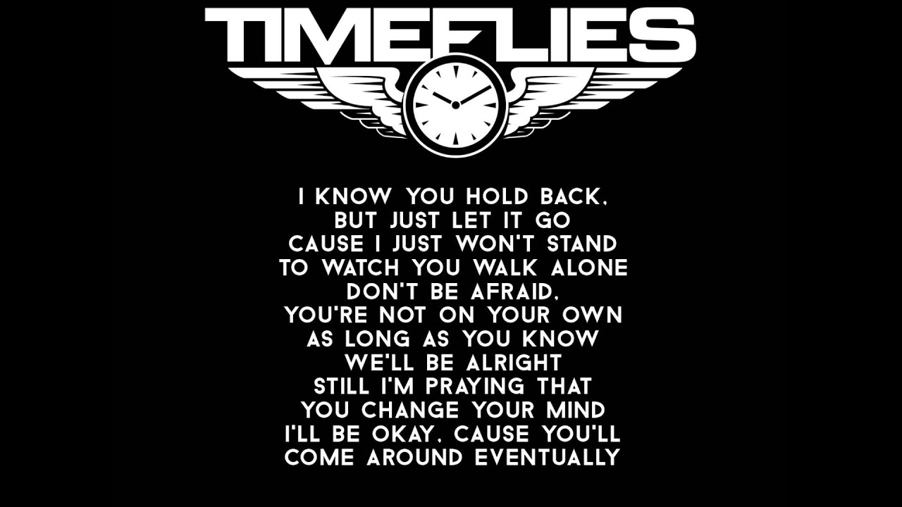 Timeflies - All The Way - YouTube