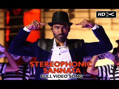 Stereophonic Sannata Official Full Video Song | Shamitabh | Dhanush, Akshara Haasan video