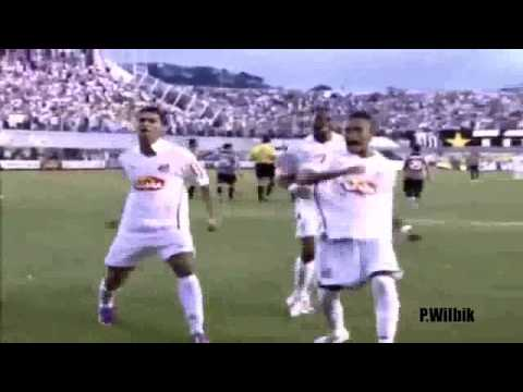 Neymar - Brand New || Santos FC ☆ Brazil ☆ HD Video