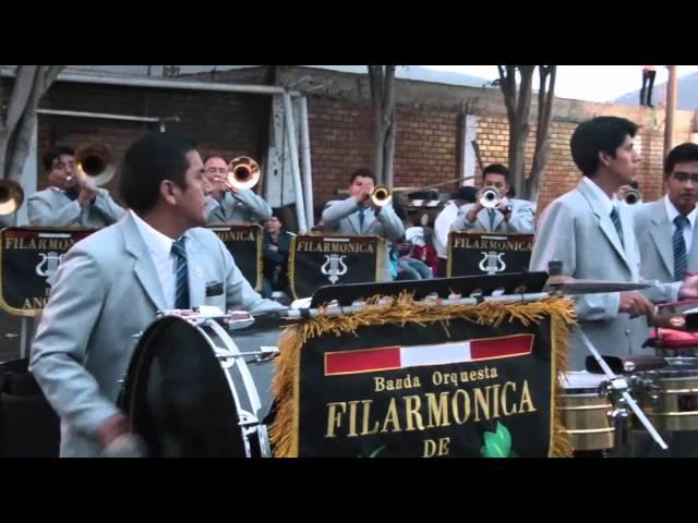 fiesta de Pallasca local Shindol 03-filarmonica de ancash-huaynos