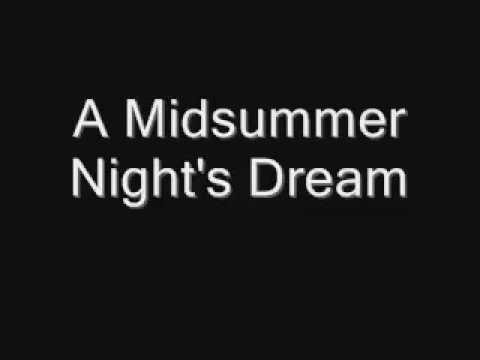 A Midsummer Night's Dream - Classical Radio Drama 2013