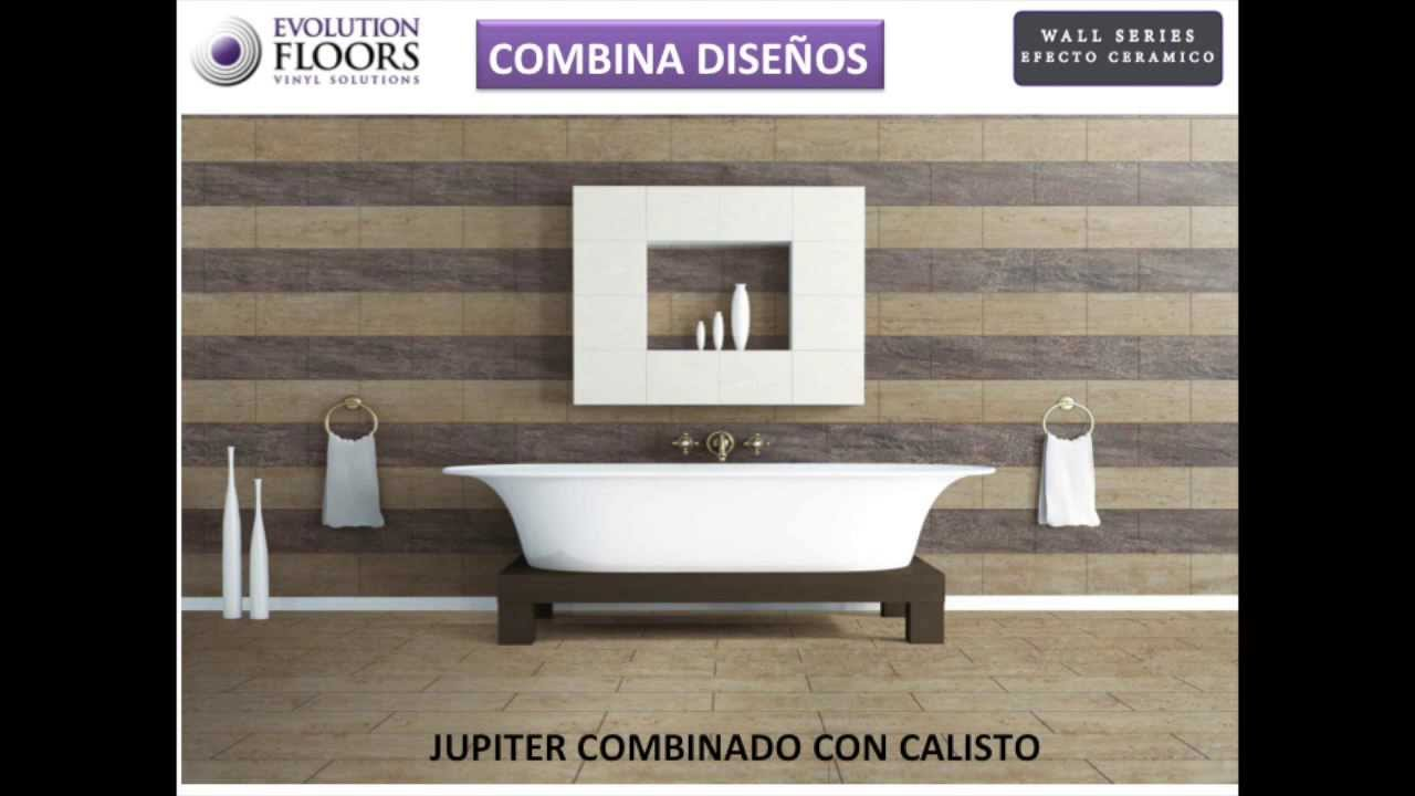 Losetas Vinilicas Para Pared Baño:Evolution Series Floor 10