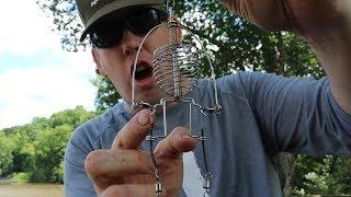 7 Weirdest Fishing Gear Buys  - Walmart Fishing Challenge (VERY WEIRD!!!)