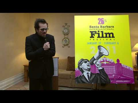 http://www.seeyourmemories.com/index.html Roger Durling unveils the 26th Santa Barbara International Film Festival poster and announces that Leonardo DiCapri...