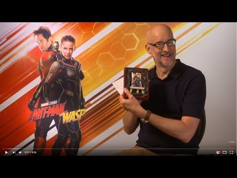 Ant-Man And The Wasp Director Peyton Reed Chats To Cineworld!