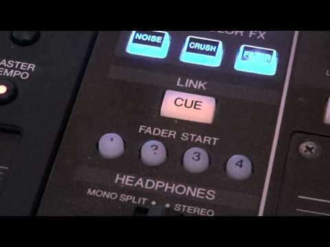DJM-900 Tutorial: Fader Start (Press Play Without Pressing Play!)
