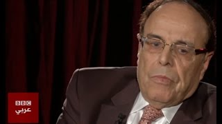 قناة بي بي سي عربي - المشهد - لقاء مع الكاتب والدبلوماسي المغربي  علي أومليل