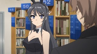 Rascal Does Not Dream of Bunny Girl Senpai Trailer 1