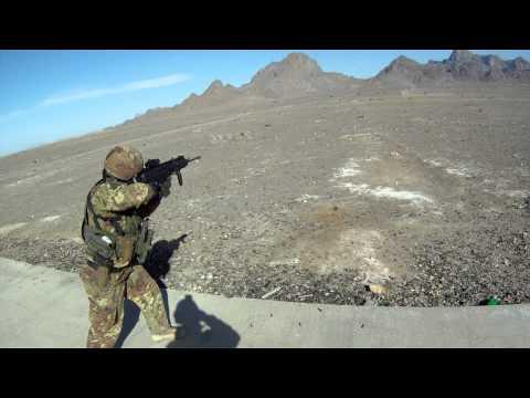 Beretta ARX 160 Isaf Afghanistan Farah 2012.....................