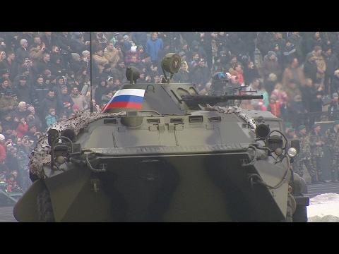 Военно  спортивный праздник ко Дню защитника отечества  18 02 17