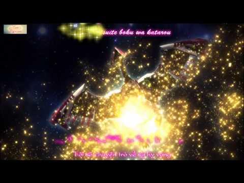 [Vietsub + Kara] NO NAME - Kibou ni Tsuite