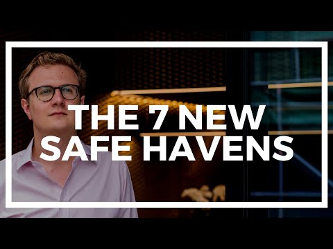 Escape the USA now: 7 new safe havens