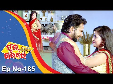 Full Gadbad- Comedy Unlimited | Full Ep 185 28th May 2018 | Odia Serial - TarangTV