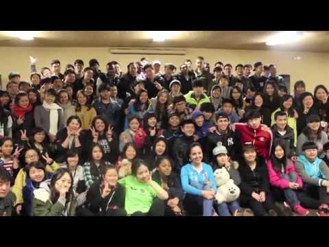 New International Students - CORE 2014
