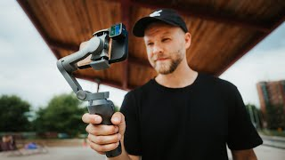 DJI OSMO MOBILE 3 - Are gimbals worth it for smartphones?