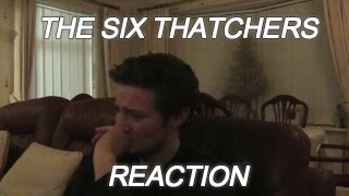 SHERLOCK - 4X01 THE SIX THATCHERS REACTION (NO)