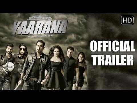 Yaarana Official Trailer - Latest Punjabi Movie 2015 video