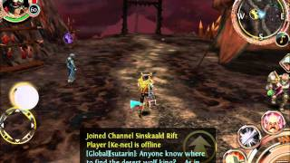 Order & Chaos Online MMORPG : lvl 60 (tank)Guardian Questing