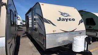 2015 JAYCO WHITEHAWK 24RKS Tulsa, Broken Arrow, Owasso, Bixby, Green Country, OK R4762A