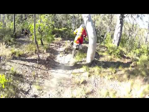 2012 CRF450X pressure test with Adam Riemann