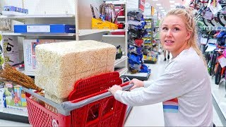 She Blacked Out Shopping In Target! (not literally)