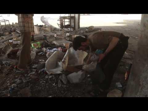 Regime barrel bomb attack kills 20 in Syria's Aleppo  monitor