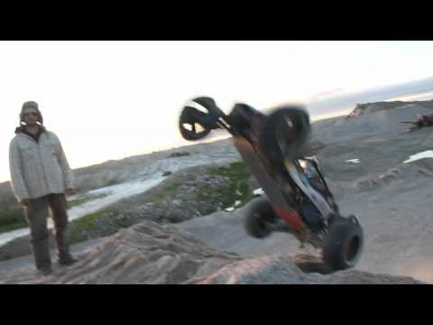 HPI Baja 5B 1/5 scale RC Gas Buggy Sand Dunes