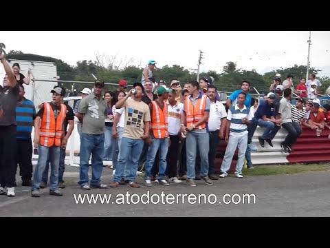 Piques de gandolas en Turagua - atodoterreno.com