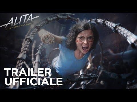 Alita: Angelo della battaglia   Trailer Ufficiale #2 HD   20th Century Fox 2018