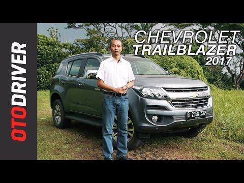 Chevrolet Trailblazer 2017 Review Indonesia | OtoDriver